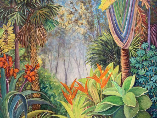 The Pamplemousses Garden