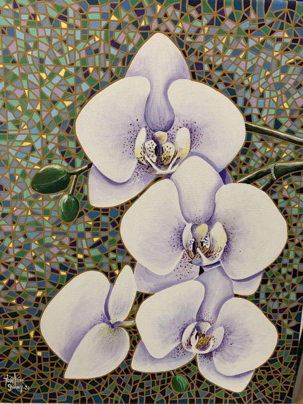 L'orchidée 2 by Ibrahim